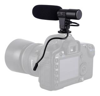 Microfono Para Camara Dslr O Reflex Canon, Nikon, Sony