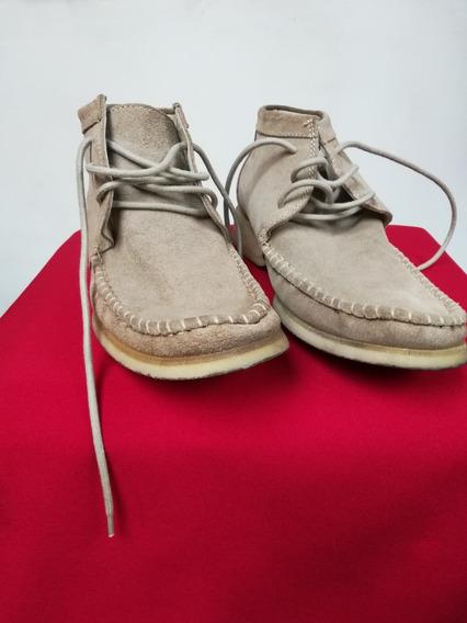 Zapatos Tipo Botin Marca Velez