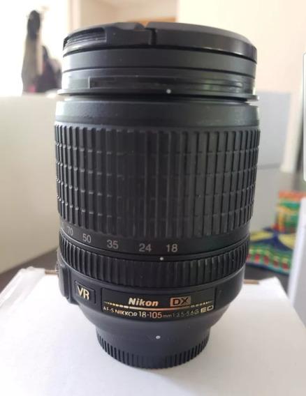 Nikon 18-105 Impecable