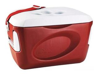 Caixa Termica 24 Litros Vermelha Invicta Ref.: 8724 Seminovo