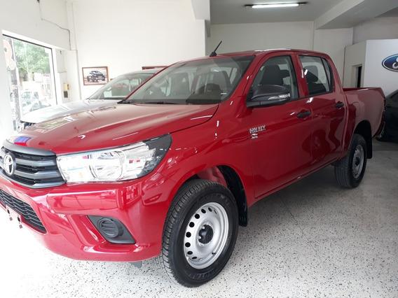 Toyota Hilux Dx 4x2 2.4 C/d 0km