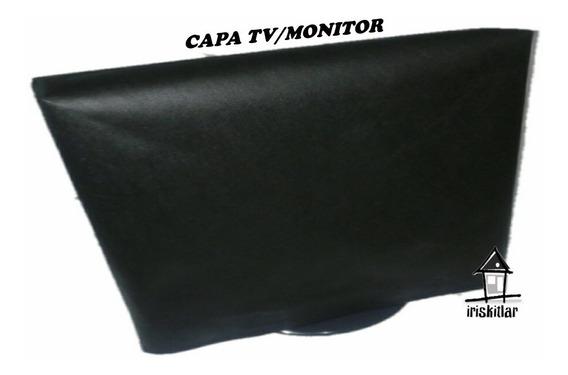 Capa Monitor Gamer Lg Led 34´ Ultrawide + Capa Gabinete Pc