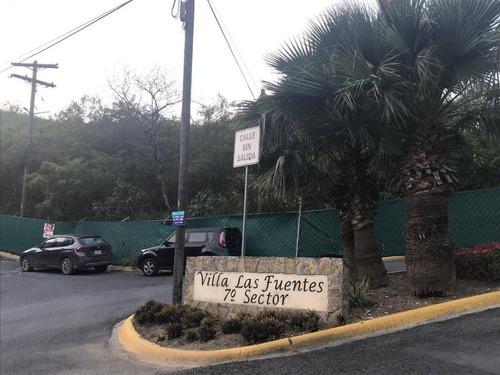 Imagen 1 de 8 de Venta De Terreno En La Colonia Villa Las Fuente Monterrey Nl