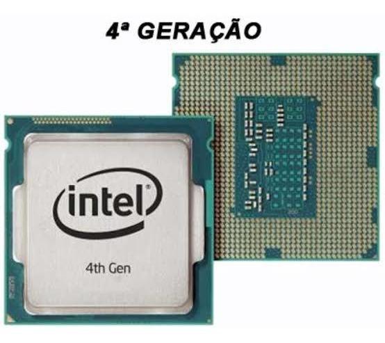 Processador Intel Core I3 4360 3.70 Ghz De Quarta Geração