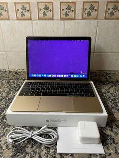 Macbook Retina 12 2017 Usada