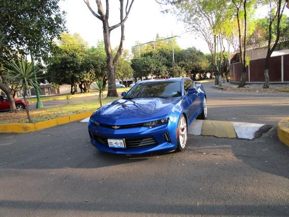 Chevrolet Camaro 2016 Con 32 Mil Km Rin 22 Factura Agencia