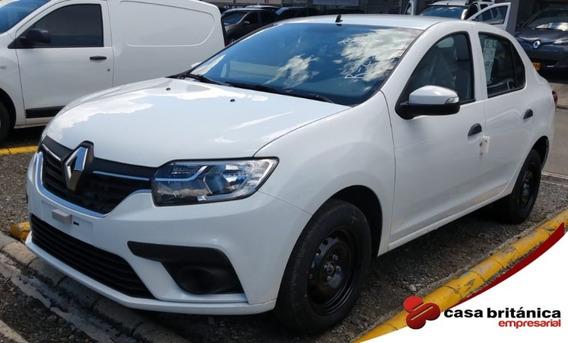Renault Logan Life Ph2 2020