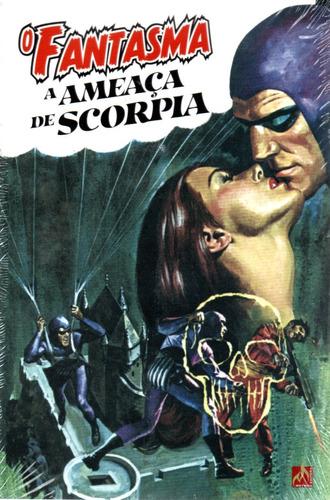 O Fantasma A Ameaca De Scorpia - Mythos Bonellihq Cx195 U20