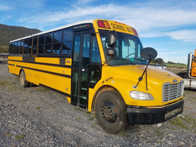 Autobus Escolar Camion Pasajeros Urbano Freightliner