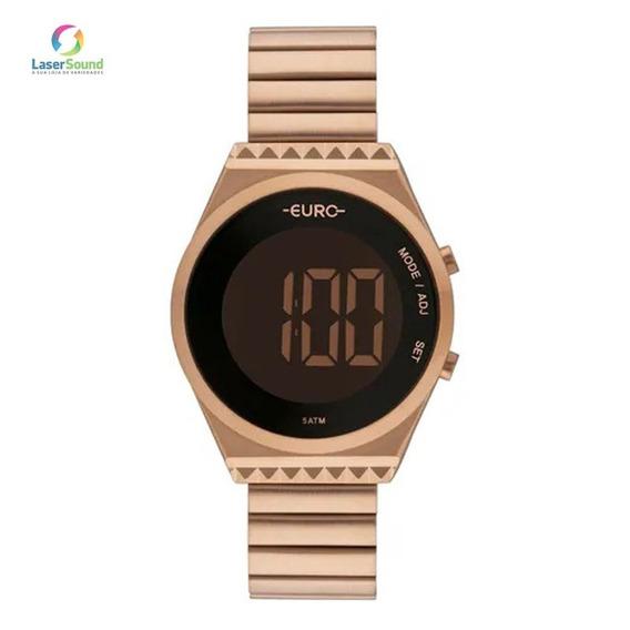 Relógio Euro Feminino Eubjt016ab/4j C/ Garantia E Nf