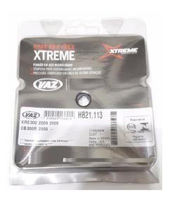 Pinhão Vaz Xtreme 13 Dentes Cb 300 Xre 300 Cb 300r Aço 1045