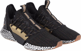 Tenis Puma Hybrid Rocket Black/gold!!!!!