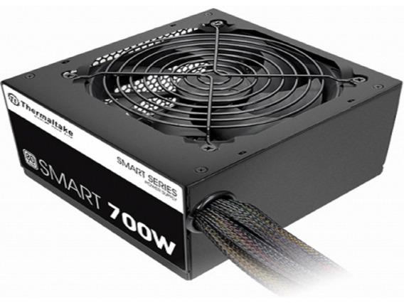 Fonte 700w Thermaltake Smart Ultra Silenciosa 80 Plus
