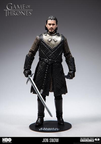 Jon Snow Game Of Thrones Series Mcfarlane Hbo Toylover