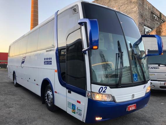 Busscar Vissta Buss Hi Scania124 Rodoviario Turismo 2001