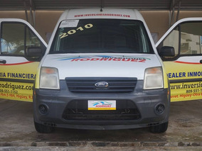Ford Transit Connect Blanco 2010