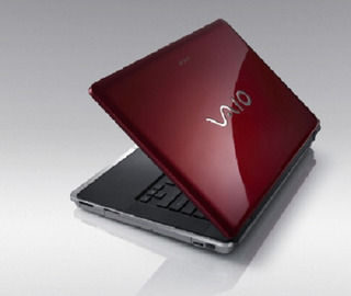 Notebook Sony Vaio Vgn-cr360f