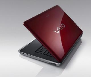 Notebook Sony Vaio Vgn-cr360f
