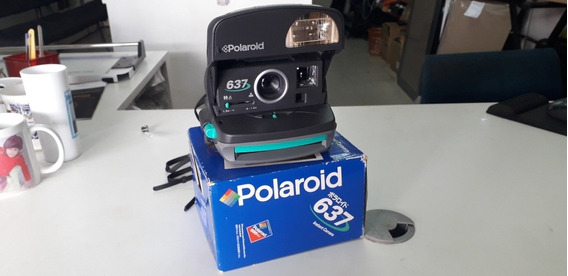 Câmera Polaroid 637 Insta