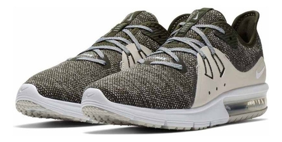 Zapatillas Nike Air Max Sequent 3 Dama Running 908993-300