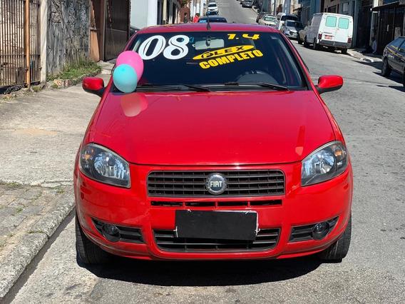 Fiat Palio 1.4 Elx Flex 4p Completo - Ar