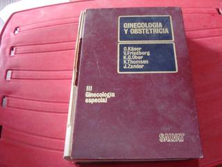 Libro Ginecologia Y Obstetricia , Iii Ginecologia Especial ,