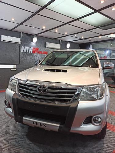 Toyota Hilux Srv Automatica 4x4 Cuero Muy Buen Estado