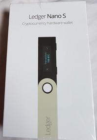 Ledger Nano S - Wallet / Carteira Bitcoin