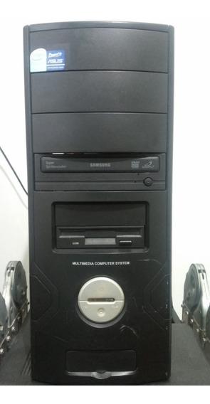 Computador Completo - Asus - Intel - Troco Por Xbox Slim
