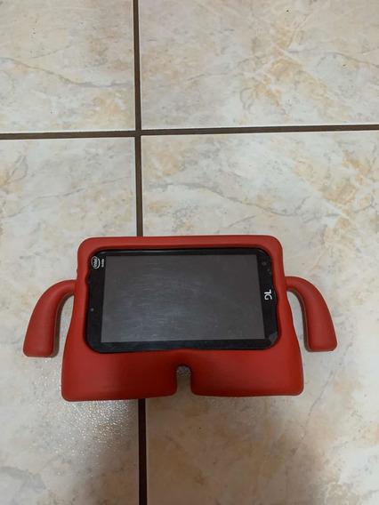 Tablet Dl 8gb 9.polegadas Com Caneta Touch Screen Cor Branca