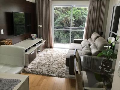 Apartamento Com 2 Dormitórios À Venda, 70 M² Por R$ 450.000 - Parque Mandaqui - São Paulo/sp - Ap6416