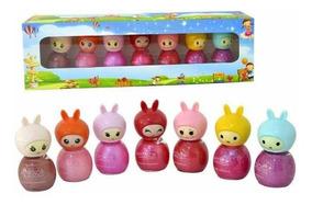 10 Kits Gloss 7 Princesas Anycolor