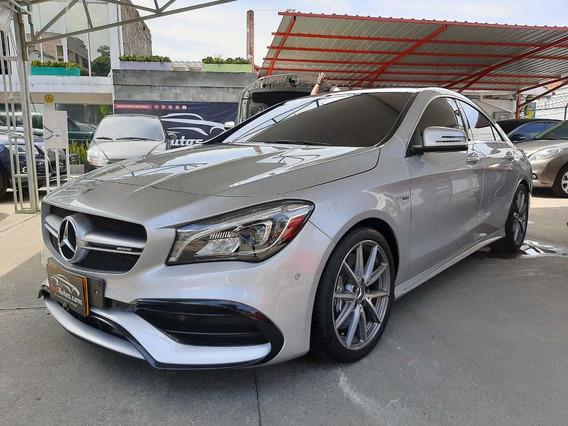 Mercedes Benz 4mg Cla 45 2018 Amg 4matic Tp 2000cc T
