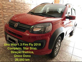 Fiat Uno 1.3 Way Flex 5p