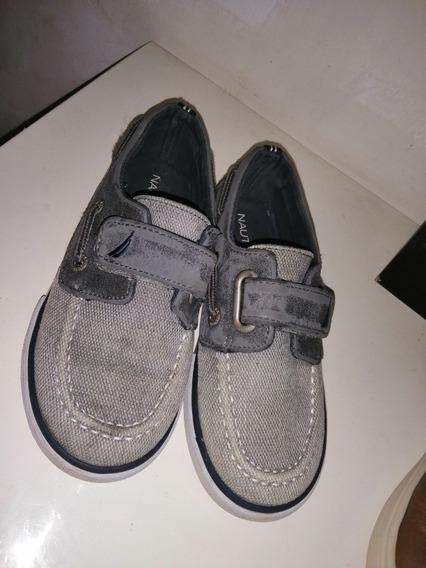 Zapatos Náutica Niño