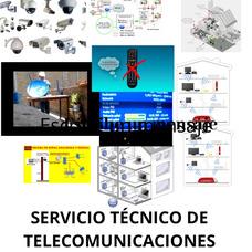 Servicio Técnico De Telecomunicaciones En General