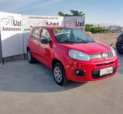 Fiat - Uno Attractive 1.0 Flex Completo 2016