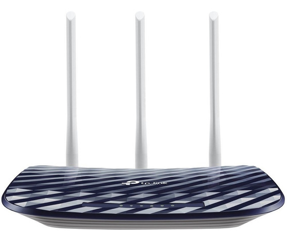 Roteador Wireless Ac750 Tp-link Archer C20 750mbps Dual Band