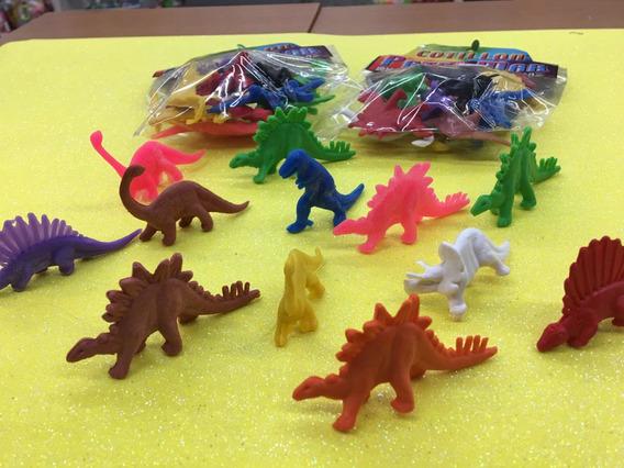 Dinosaurio Mini Goma Surtidos Cotillón X75