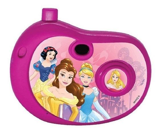 Câmera Fotográfica Princesas Disney - Etitoys