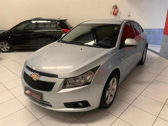 Chevrolet Cruze Sedan Cruze Lt 1.8 16v Completo Imperdível