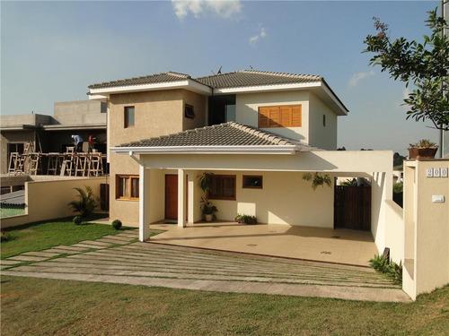 Casa À Venda, 226 M² Por R$ 1.850.000,00 - Reserva Santa Maria - Jandira/sp - Ca1024