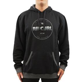 Blusa Moletom Extra Grande Rip Curl Power Logo