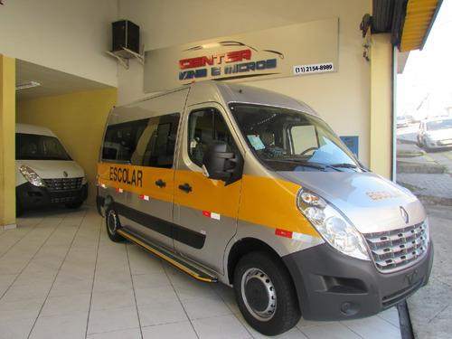 Master Escolar Renault 2021 Premium