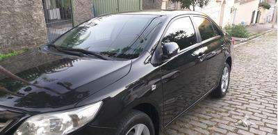 Toyota Corolla Xei 2012 Preto 2.0 Flex Automático