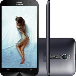 Asus Zenfone 2 4gb Ram 16gb + 16gb Sd * À Vista 500,00