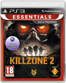 Killzone 2 Ps3 (nuevo,formato Fisico Y Sellado)