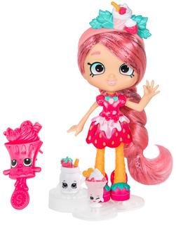 Muñeca Lucy Smoothie De Shopkins Shoppies