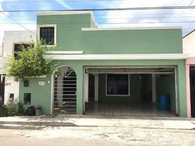 Se Vende Casa En Francisco De Montejo Cuatro Recamaras Con Alberca