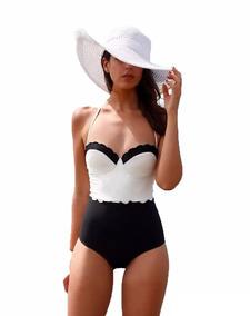 Trajes De Baño Bikinis Monokinis. $420.00